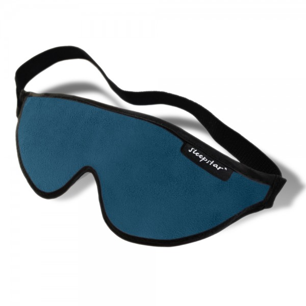 Stellar Deluxe Eye Mask - Midnight